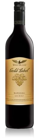 Wolf Blass Shiraz Gold Label